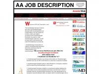 Aajobdescription.com