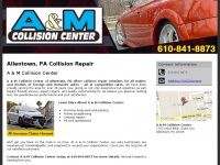 Aandmcollisioncenter.com
