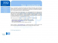 Aap-bioimplants.com