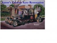 aaronscustomrestorations.com