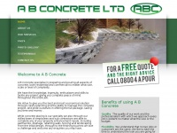 Abconcrete.co.nz