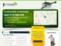 locksmith-cranleigh.co.uk