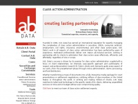 Abdataclassaction.com