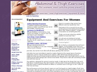 Abdominal-and-thigh-exercises.com