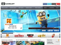 Mobile Games - Top iPhone Games, Android Games, Java Games for Cell Phones | Gameloft
