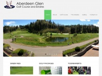 Aberdeen Glen Golf Course and Estates — Prince George BC