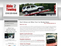 Able2towing.com