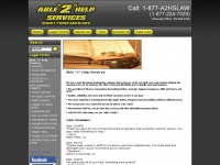 Able2helpservices.com