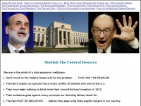 Abolish-the-federal-reserve.org