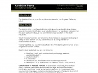 Abolitionparty.org