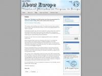 Abouteurope.wordpress.com