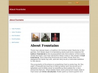 Aboutfountains.org