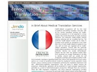 Aboutfrenchtranslations.jimdo.com