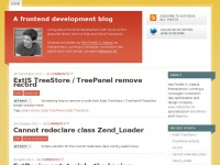 Aboutfrontend.com