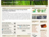 Aboutgreenthings.com
