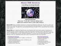 Aboveparservices.com