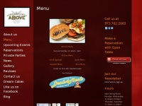Aboverestaurantbar.com