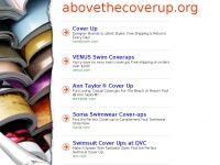 Abovethecoverup.org