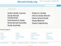 Abroad-study.org
