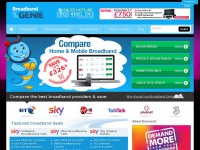 broadbandgenie.co.uk Thumbnail