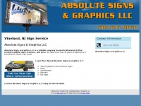 Absolutesignsandgraphics.com