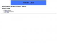 minimalinux.org