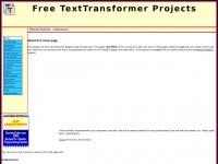 Texttransformer.org