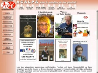 Acalpa.org - SITE OFFICIEL DE L'ASSOCIATION CONTRE L'ALIENATION PARENTALE POUR LE MAINTIEN DU LIEN FAMILIAL - ACALPA -