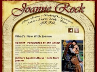 Romance Author Joanne Rock