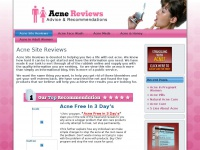 www.Acnefast.com -  stop  acne  root cause  problem