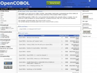 OpenCOBOL - an open-source COBOL compiler
