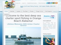 Alabama Fishing Charter and Guide Service - Action Charter Fishing Service