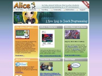Alice  Tell Stories Build Games Learn to Program