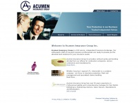 acumeninsurance.com