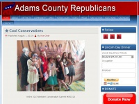 Adams County, Colorado Republicans - Advancing the ideals of the Republican Party of individual rights and smaller, responsible government.