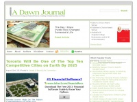 Canada's Personal Finance Blog by Award-Winning Financial Author A. Dawn