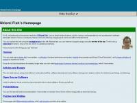 shlomifish.org