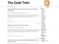 thecodetrain.co.uk Thumbnail