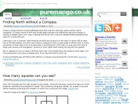 Puremango.co.uk