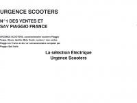 urgence-scooters.com