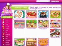Ecookinggames.com - Cooking Games - eCooking Games