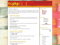 Tcphp.org