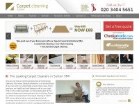 carpetcleaning-sutton.co.uk Thumbnail