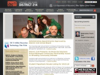 Home Page | Township High School District 214