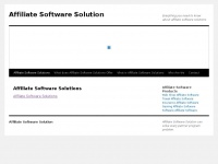 affiliatesoftwaresolutions.com