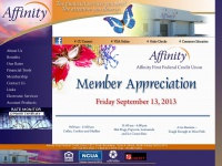 Affinityfcund.com - Welcome to Affinity Federal Credit Union
