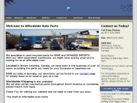 Affordable Auto Parts