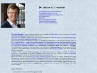 Anton Chuvakin Homepage
