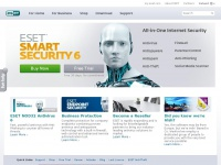 ESET - Antivirus Software with Spyware and Malware Protection