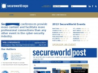 Cyber-Security Conferences & Up-to-Date News - SecureWorld